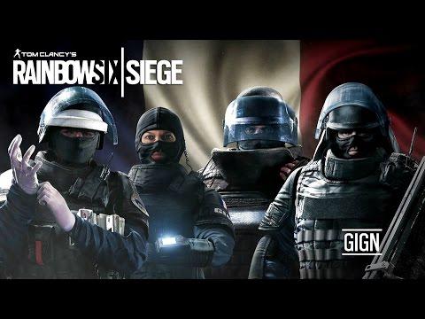 Inside Rainbow #3: The GIGN Unit - Tom Clancy's Rainbow Six Siege