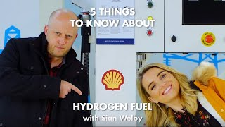 5 things to know about hydrogen fuel with Sian Welby | Shell #MakeTheFuture