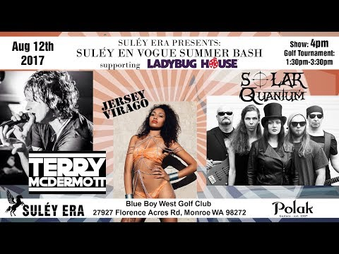 SULEY en Vogue Summer Bash w/ Terry McDermott & Solar Quantum