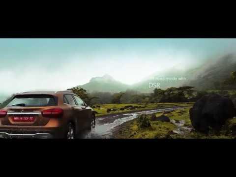 Mercedes-Benz India   #NewGLA - Product Film   2017