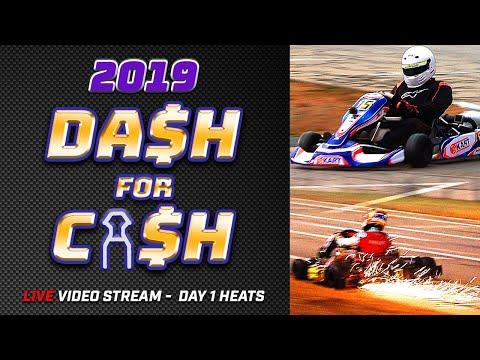 Dash For Cash 2019 - Eastern Goldfields Kart Club - Day 1 Heats