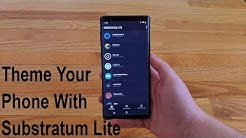 Hands On With Substratum lite - A Faster And More Stable Experience