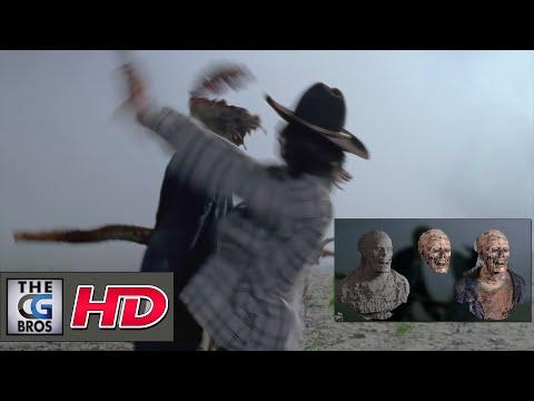 """CGI VFX Breakdowns """"The Walking Dead Season 6"""" - by Fido"""