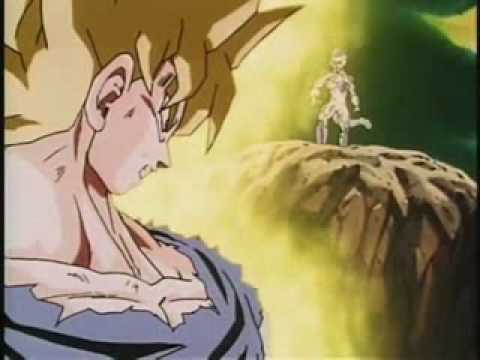 DBZ Goku vs Frieza AMV Fuel - Won't back down