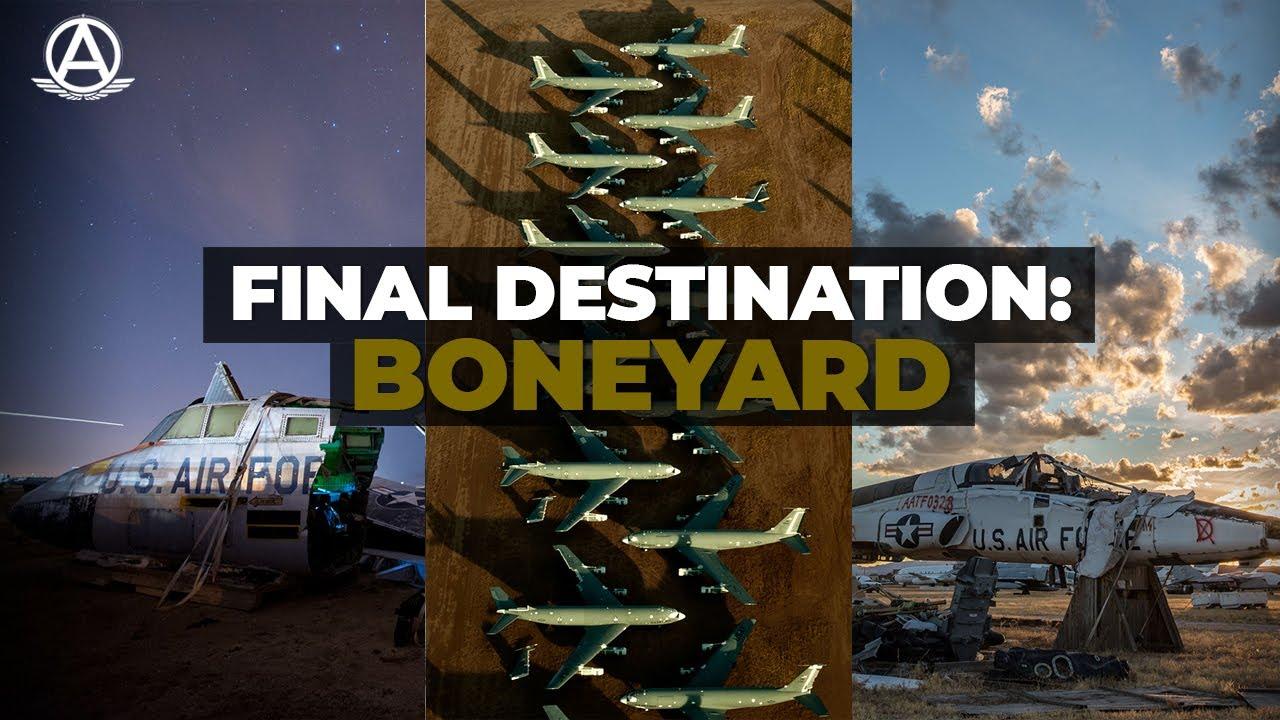 Boneyard Youtube