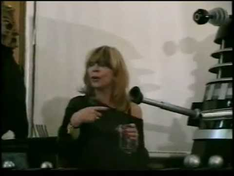 "Katy Manning (""Jo Grant"" in Doctor Who) Wine & Dine Interview 1999"
