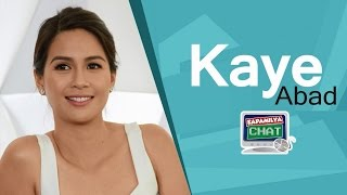 Kapamilya Chat with Kaye Abad for The Comeback Movie
