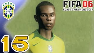 FIFA 06: Road To FIFA World Cup - vs Brazil (N) - Part 15