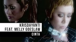 "Video Krisdayanti feat Melly Goeslaw - ""Cinta"" (Official Video) download MP3, 3GP, MP4, WEBM, AVI, FLV Oktober 2017"