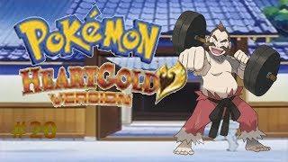 La estrategia por encima de la fuerza/Pokemon Heart Gold #20