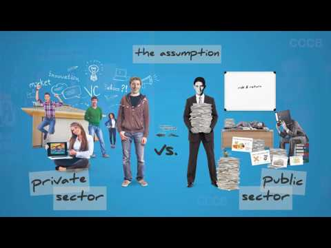 The State and Innovation: Socialising Both Risks and Rewards, lecture by Mariana Mazzucato