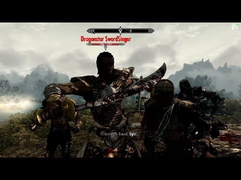 Skyrim Mod: Beyond Reach #2 Red Dawn