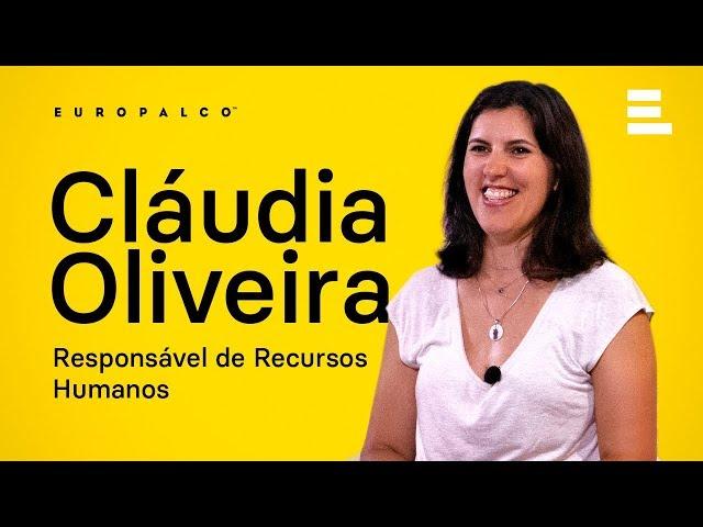 Cláudia Oliveira - Resp. de Recursos Humanos