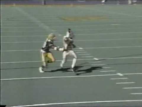 Terry Glenn 12yd TD catch - Pitt 1995