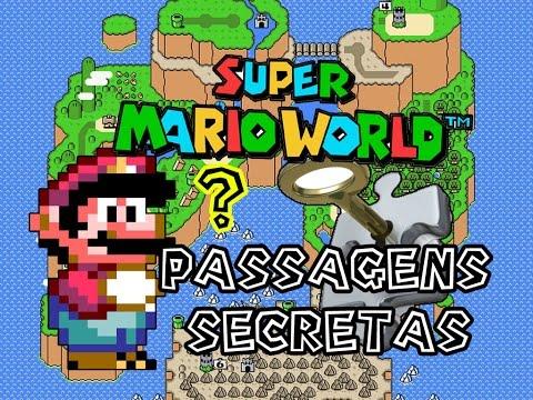 super-mario-world---todas-as-passagens-secretas