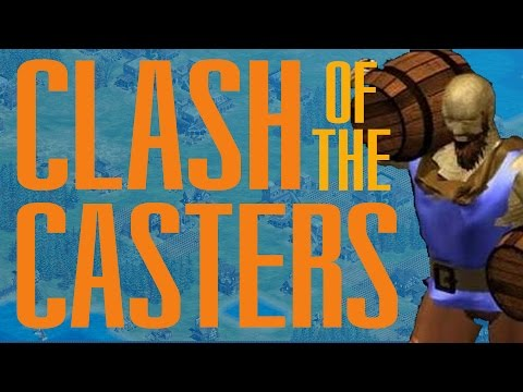 Clash of the Casters - King of the Hill [Game 1]