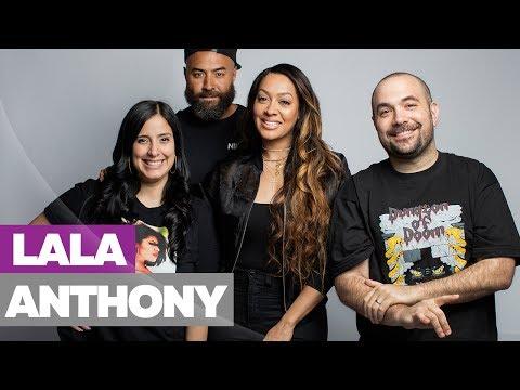 La La Anthony Opens Up On Carmelo, Phil Jackson's Firing & Her Big Break