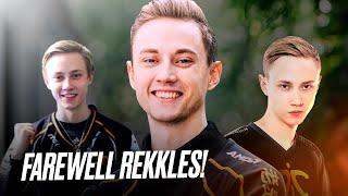 Thank You, Martin | FNATIC Rekkles Farewell