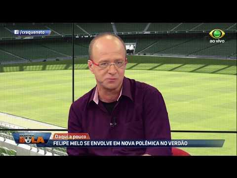 Rogério Assis: Palmeiras é Uma Gigantesca Decepção