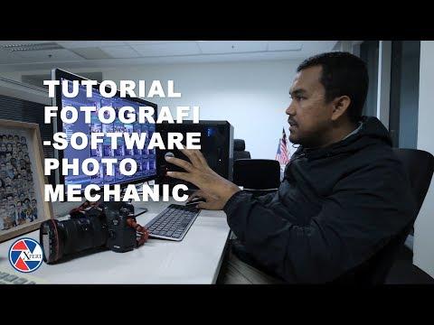 TUTORIAL FOTOGRAFI - SOFTWARE PHOTO MECHANIC thumbnail