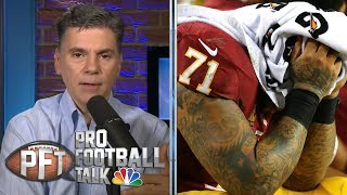 Washington Redskins have plenty of issues handling injuries | Pro Football Talk | NBC Sports
