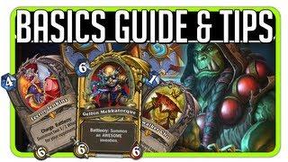 Hearthstone: Basics/Beginner's GUIDE & Tips (Abilities, Card Orders)