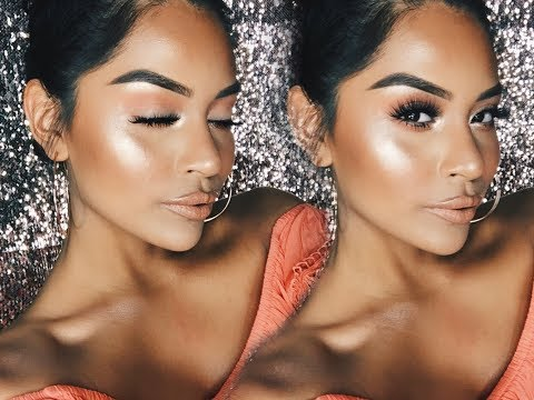 "SUMMER ""Go to glow"" Makeup Tutorial 
