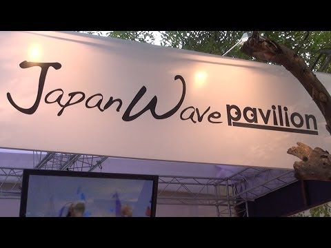 Japan Wave Pavilion : IITF 2013 : Pragati Maidan Trade Fair : New Delhi