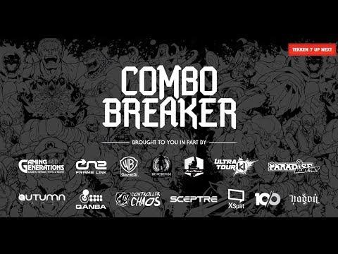 Aris' Soul Calibur II Tournament Matches at Combo Breaker 2017