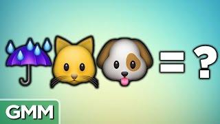 connectYoutube - Emoji Charades Challenge ft. JennXPenn