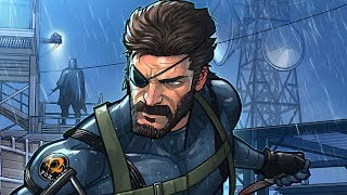 Metal Gear Solid 5 Ground Zeroes PS4 All Cutscenes Gameplay Movie - MGS5