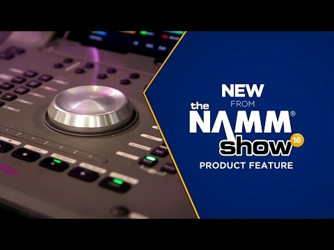 Live at NAMM 2016 - Avid Pro Tools iPad Dock