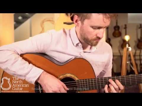 True North Model 1 Grand Auditorium Acoustic Guitar Played By Will McNicol (Part One)