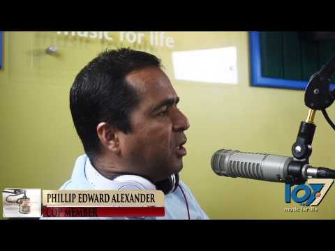 """""""Will You Challenge Keith Rowley For Diego Martin West Seat?"""" feat. Phillip Edward Alexander"""