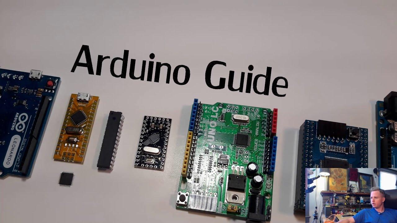 Arduino board comparison youtube