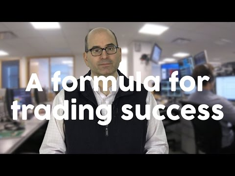 A Formula For Trading Success