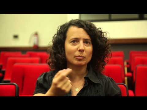 Carmen Jimenez- Maestra de Guion en el Certificado