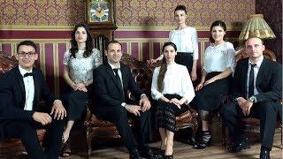 Семья Кирнев - ДОМ, ГДЕ ОБИТАЕТ ТИХО СЧАСТЬЕ [Official Video]