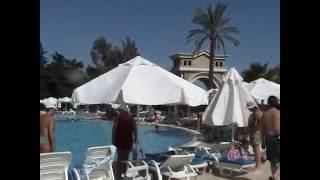 отель Cesars Resort 5*  (Turkey /Side)  основной бассейн и  водные  горки, ОКНО В РЕЛАКС(, 2016-06-05T14:24:22.000Z)