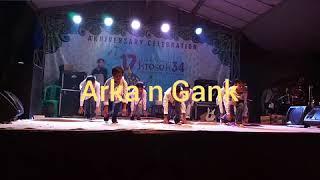 Ayo Mondok (despacito) the Gank Dance