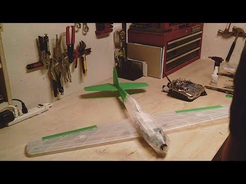 Racer  ---- Build Video ---- | 3D Flight