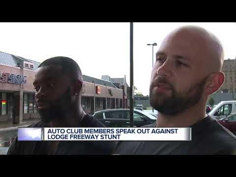 Detroit car enthusiast speak out after viral video shows vehicles burnout, shutdown freeway