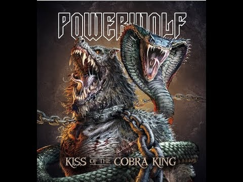 "Powerwolf to release new single/video ""Kiss Of The Cobra King"" on All Saints day!"
