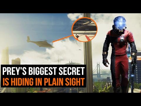 Prey's Biggest Secret Is Hiding In Plain Sight