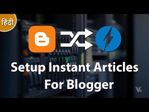 How To Setup Facebook Instant Articles For Blogger 2017