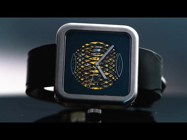 שעון מרובע
