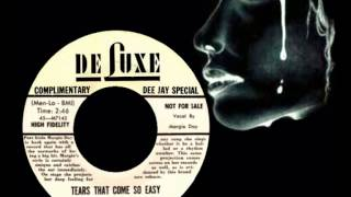 MARGIE DAY - Tears That Come So Easy (1957) First Time Posted!