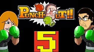 Let's Play Punch Out Wii - Part 5 (Career Gameplay) - TwAAAnkies