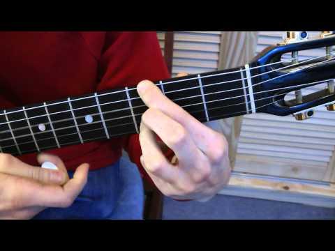 guitare acoustique acdc