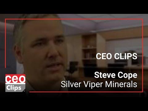 Successful Precious Metals Explorer In Mexico - Silver Viper Minerals